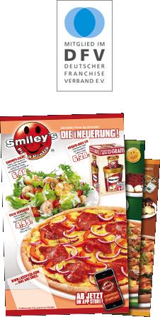 Smiley's Pizza Profis - Franchise
