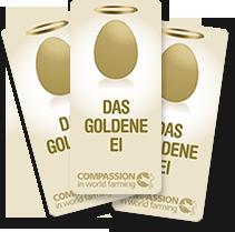 Das goldene Ei Siegel