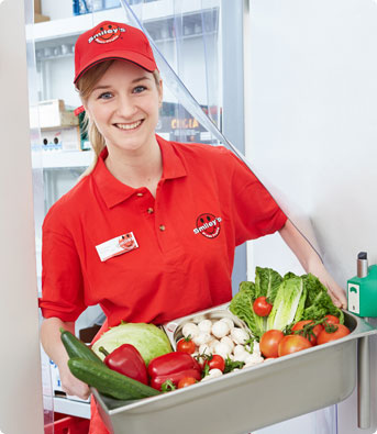 Smiley's Pizza Profis - Jobbörse - Karriere & Ausbildung