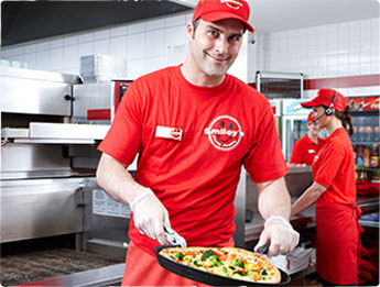 Smiley's Pizza Profis - Jobbörse - Macher