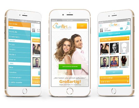 Funflirt Mobile Web