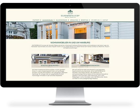Webdesign - Desktop Screenshot 2