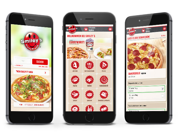 Filial-Finder - Smartphone screenshots 1