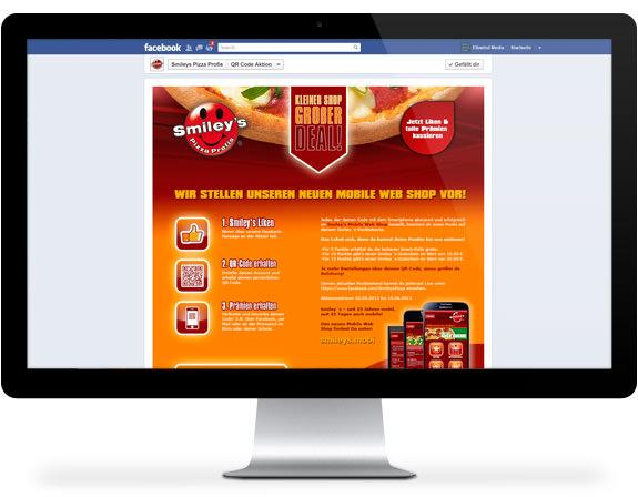Facebook Aktion - kleiner Shop großer DEAL 1