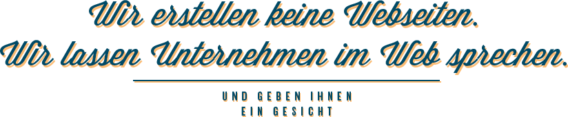 Elbwind Media - Wir stellen Scheinwerfer.